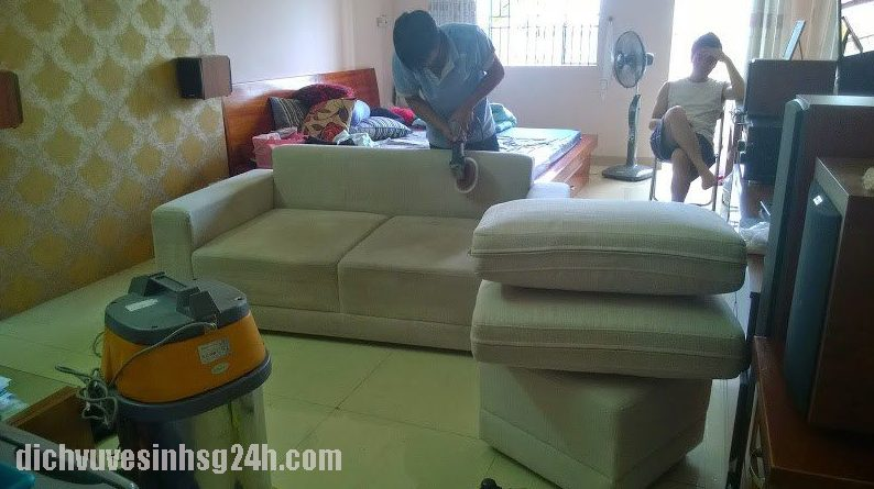 Dịch vụgiặt ghế sofaở Đồng Nai