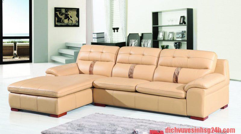 Giặt ghế sofa tại quận Thanh Xuân Hà Nội
