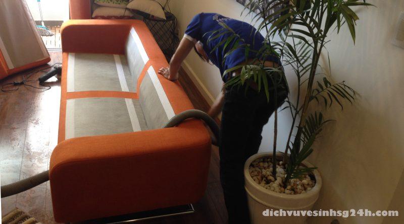 Giặt ghế sofa tại huyện Từ Liêm Hà Nội