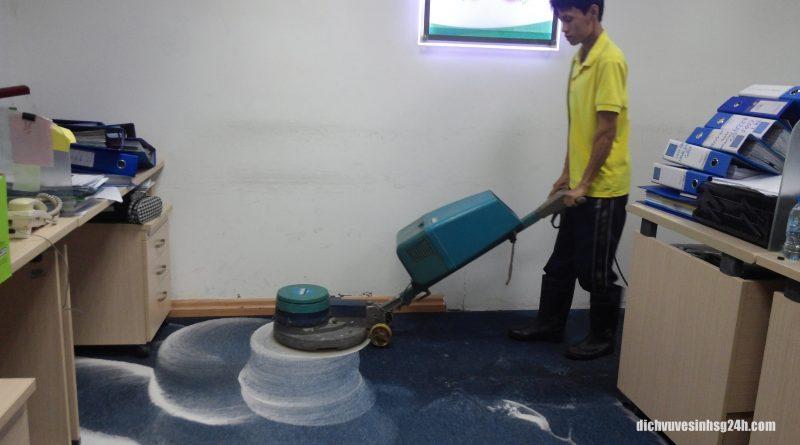 Hướng dẫn cách giặt thảm tại nhà sạch sẽ
