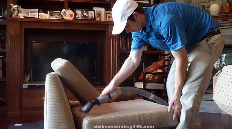 Dịch vụ giặt ghế sofa giá rẻ tại quận 10 TP HCM