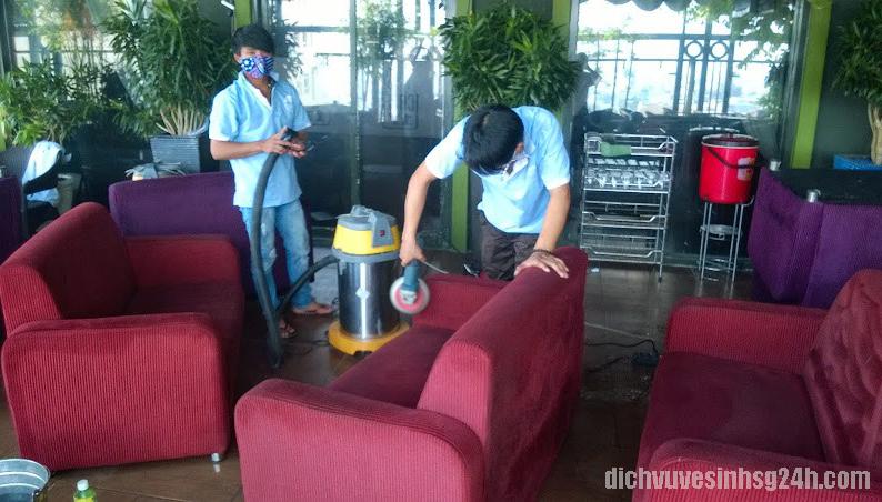 Dịch vụ giặt ghế sofa tại Đồng Nai