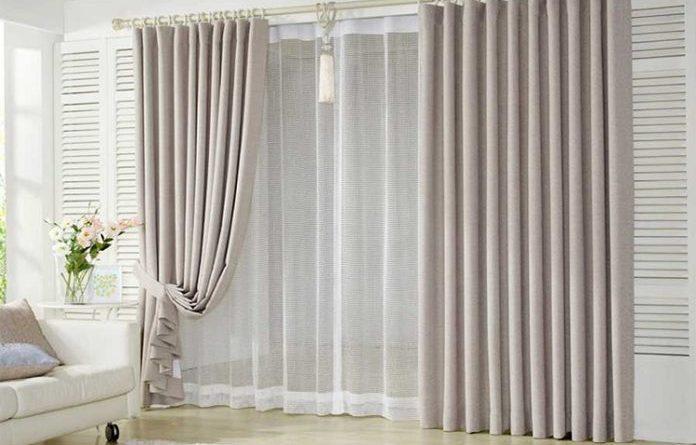 Dịch vụ giặt rèm cửa tại Hà Nội