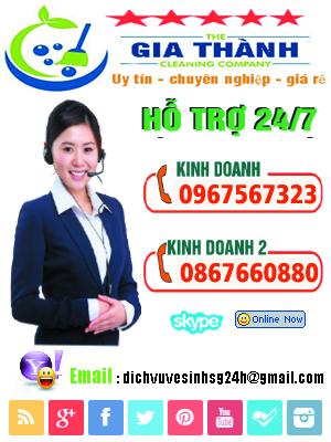 dịch vụ vệ sinh nhà Hà Nội