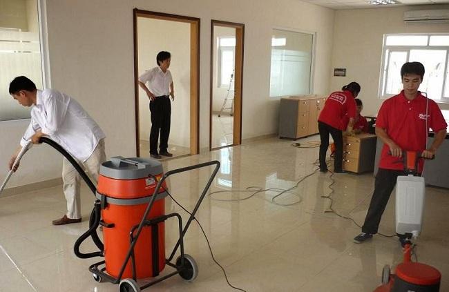 dịch vụ vệ sinh nhà cửa tại Nam Từ Liêm
